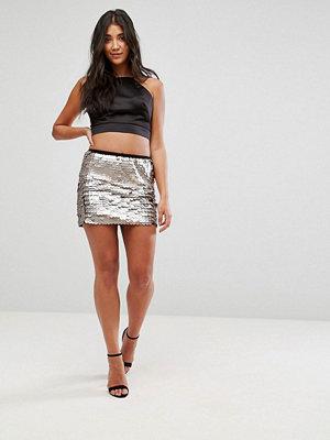 Glamorous Sequin Skirt - Sequin