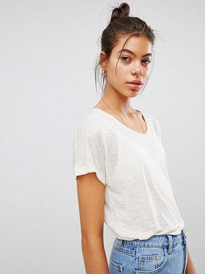 Blend She Melia T-shirt Oatmeal melange