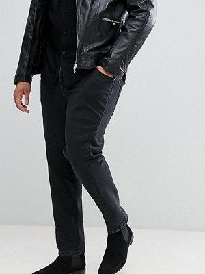 ASOS DESIGN Plus Skinny Twisted Seam Jeans