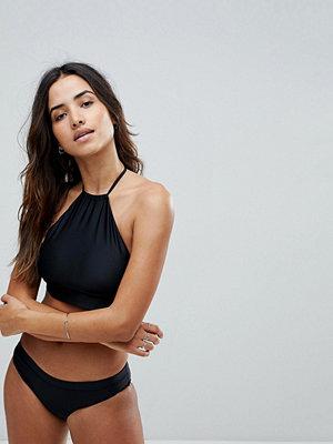 Brave Soul High Neck Bikini Set