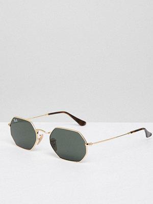 Ray-Ban Hexagonal Sunglasses 0RB3556N