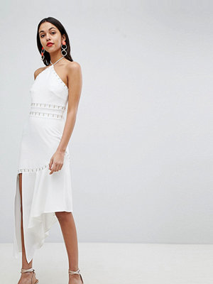 Finders Keepers Finders Halter Neck Asysmetric Dress