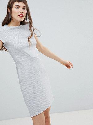 River Island Cap Sleeve T-Shirt Dress