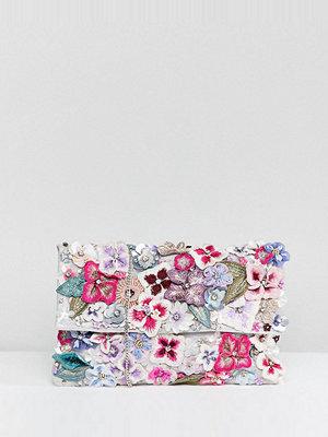 Accessorize kuvertväska Francesca wow embellished foldover clutch