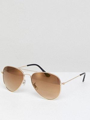 Solglasögon - Jack & Jones Sunglasses In Brown