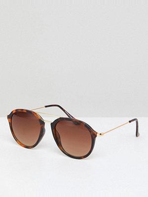 Solglasögon - Jack & Jones Tortoiseshell Sunglasses