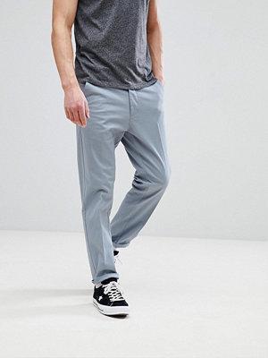 Byxor - Dr. Denim Ledger Rumour Blue Trousers