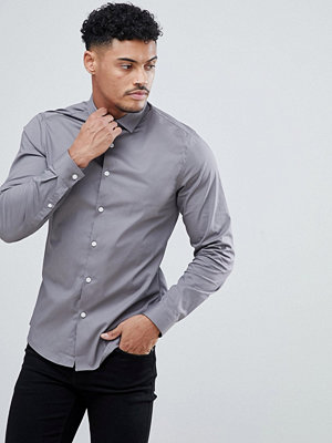 ASOS DESIGN slim shirt