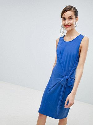Selected Tie Waist Dress