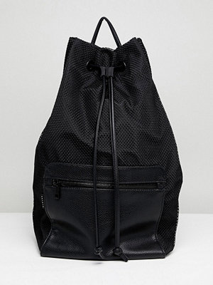 Sisley ryggsäck Mesh Overlayer Backpack