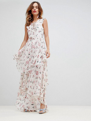 Y.a.s Soft Tiered Maxi Dress