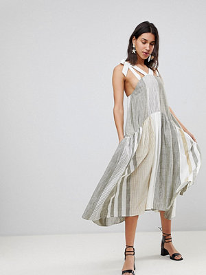 Free People Joyel Midi Dress - Ivory
