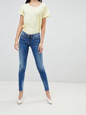 Blend She Nova Bae Skinny jeans Vintage-blå