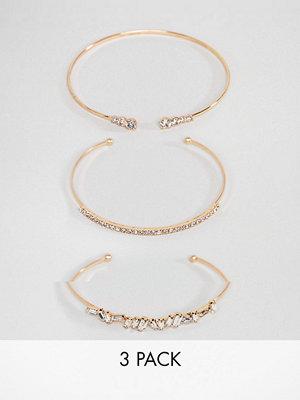 Aldo armband Gold Embellished Multipack Bracelets