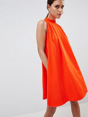 Y.a.s High Neck Sleeveless Swing Dress