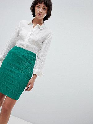 B.Young tube skirt - Emerald green