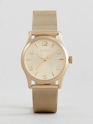 Klockor - Pilgrim Gold Plated Watch