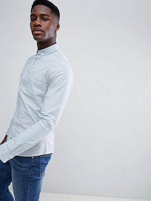 ASOS DESIGN Casual Skinny Oxford