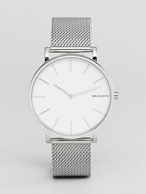 Klockor - Skagen SKW6442 Hagen Slim Mesh Watch In Silver 38mm