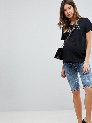 Supermom Mammakläder Jeansshorts