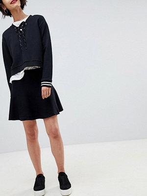 Vero Moda Peplum Hem Skirt