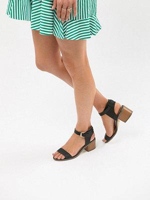 Oasis Block Heel Sandals