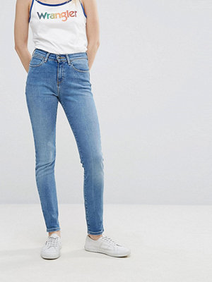 Wrangler High Rise Skinny Jean - Salty