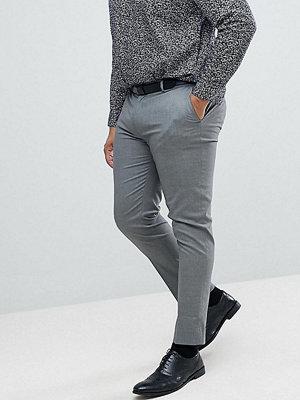 ASOS PLUS Skinny Smart Trousers