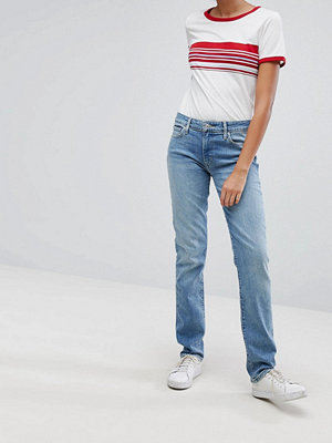 Levi's 712 Skinny Jeans - West end girl