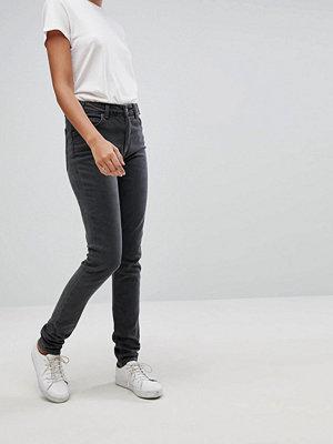 Levi's 721 Vintage High Rise Skinny Jeans - Black widow
