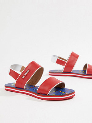 Love Moschino Colourblock Sandal