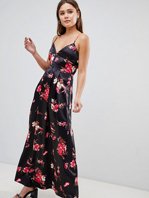 Parisian Floral Maxi Dress