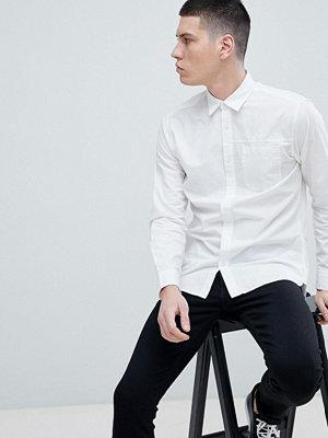 Selected Homme Slim Fit Linen Shirt