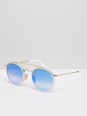Ray-Ban Round Sunglasses 0RB3647N