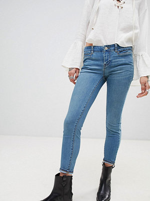 Free People Low Slung Skinny-jeans