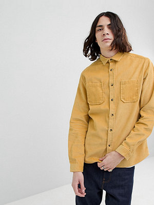 ASOS DESIGN Overshirt In Cord