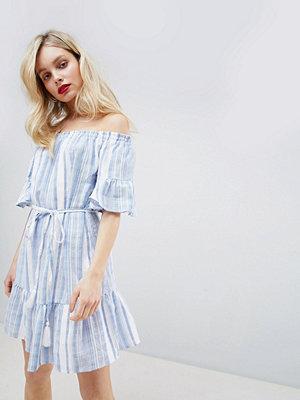 New Look Stripe Bardot Sundress