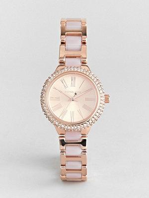 Klockor - Michael Kors MK6582 Taryn Bracelet Watch in Rose Gold