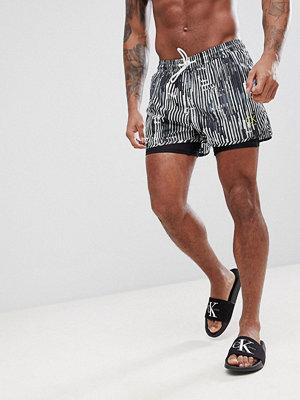 Calvin Klein NYC Jammer & Swim Shorts Combi