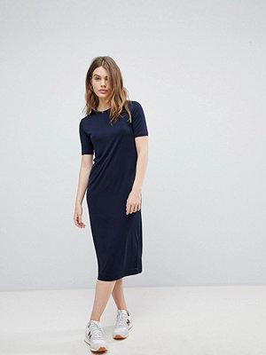 Weekday Column Midi Dress