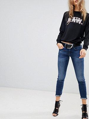 G-Star Jeans i skinny fit med medelhög midja