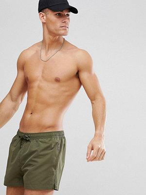 Calvin Klein Short Drawstring Swim Shorts
