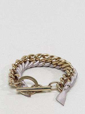 Dyrberg/Kern armband DyrbergKern Link Bracelet - Silver grey