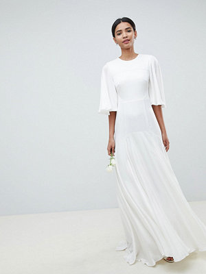 ASOS Edition wedding dress with fishtail