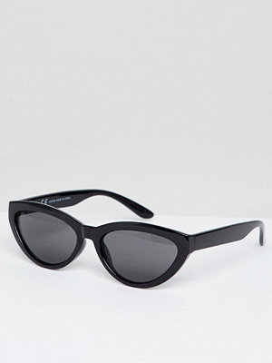 Weekday oval cateye sunglasses