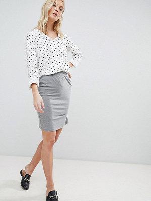 Vero Moda Gathered Panel Skirt