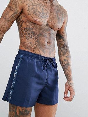Calvin Klein Short Logo Tape Swim Shorts