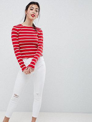 New Look Petite Jeans med slitningar med smal passform