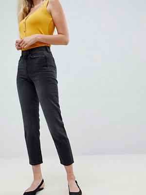 Vero Moda straight leg jeans - Dark grey denim