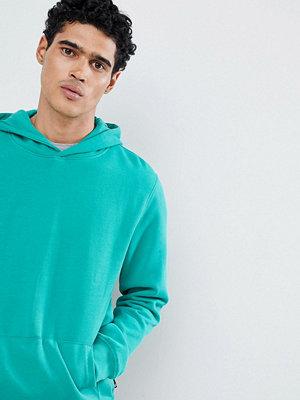 Street & luvtröjor - Burton Menswear Hoodie In Turquoise